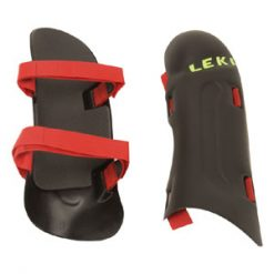 Leki Shin Guard Standard Black