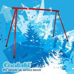 Cook Ski Service Bench