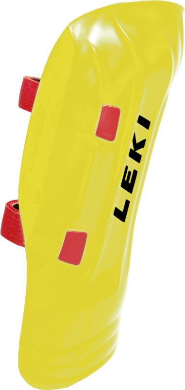 Leki Shin Guard World Cup Junior Pro (Neon)