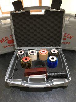 Red Creek Roto Brush Pro Set - 100mm