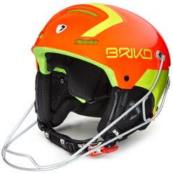 Briko Slalom Fluoro Orange/Yellow