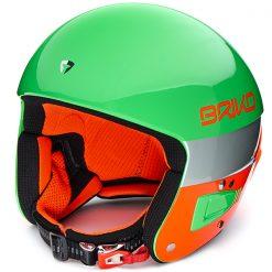 Briko Vulcano FIS 6.8 Green/Orange Flouro