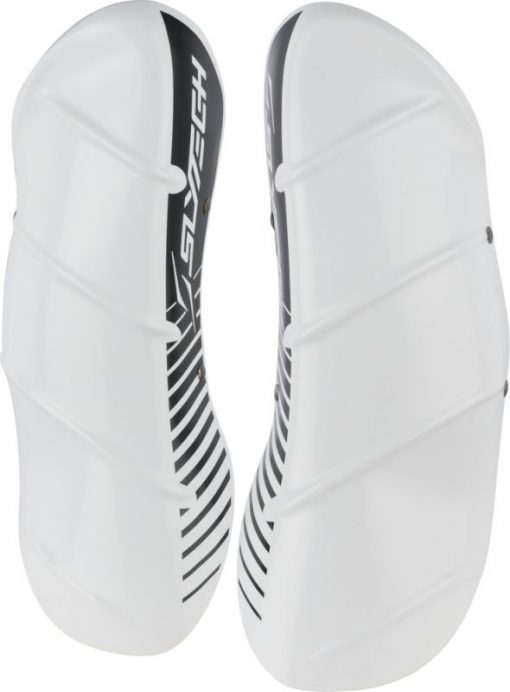 Slytech Shin Guard Shield Standard White/Black