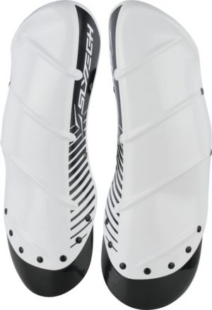 Slytech Shin Guard Shield XTD White/Black