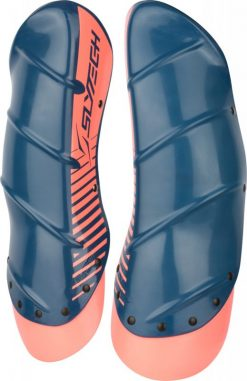 Slytech Shin Guard Shield XTD Navy/Rust