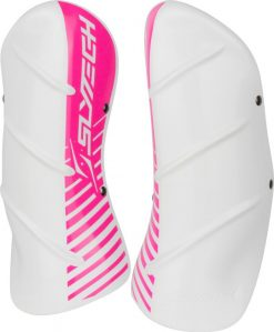 Slytech Shin Guard Shield Small White/Pink