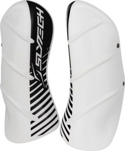 Slytech Shin Guard Shield Small White/Black