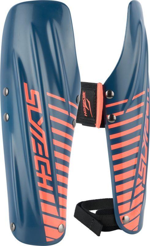 Slytech Standard Forearm Guards Navy/Rust