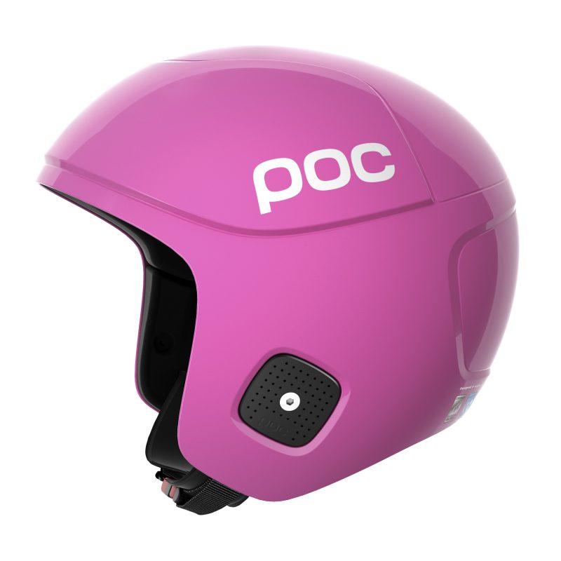 POC Skull Orbic X SPIN Actinium Pink