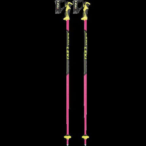 Leki World Cup Lite Trigger S SL Pink