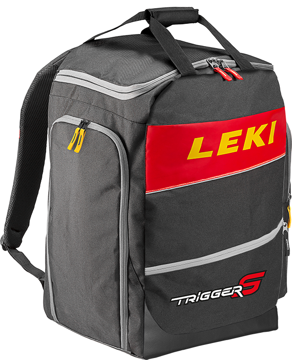 Leki Ski Boot Bag Anthracite