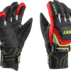 Leki WC Race Coach Flex S GTX Junior Red