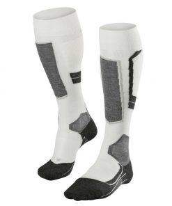Falke SK4 Ladies Race Sock - Off White