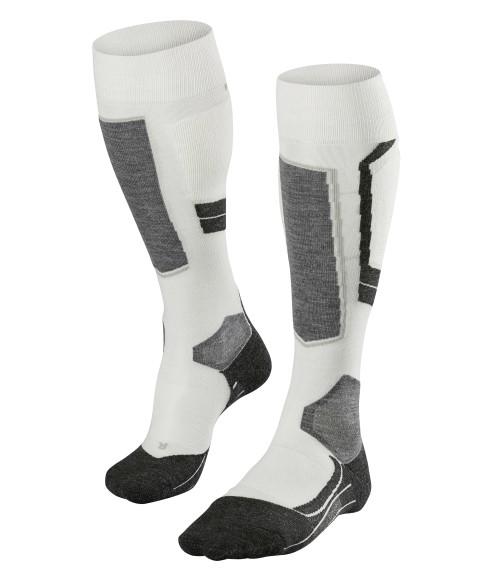 Falke SK4 Ladies Race Sock - Off White