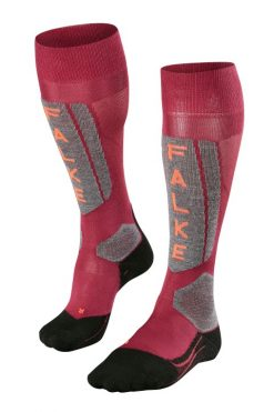 Falke SK5 Ladies Race Sock - Plum