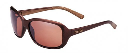 Molly Chocolate/Gold Polarized Sandstone Gun oleo AR