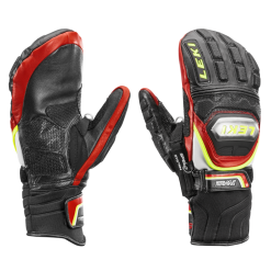 Leki WC Titanium S Speed System Mitten - Red
