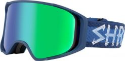 SHRED Simplify Goggles Blue Bird