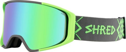 SHRED Simplify Goggles Bigshow Grey-Green