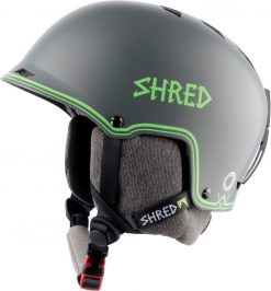SHRED Half Brain D-LUX Bigshow Grey-Green