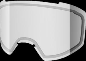 SHRED Simplify Double Lens Clear