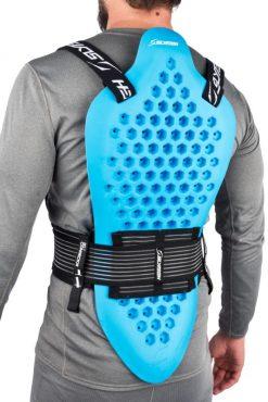 Slytech Back Protector NoShock Naked Rear