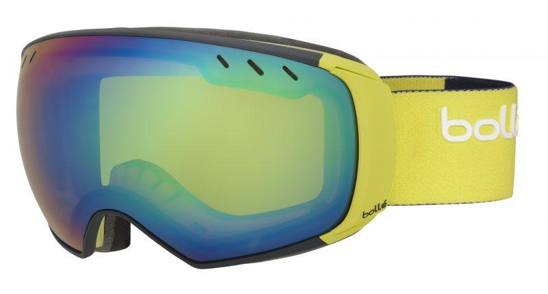 Bolle Virtouse Matte Blue   Lime Emerald + Lemon Gun - Ski Racing ... 3db527b38df