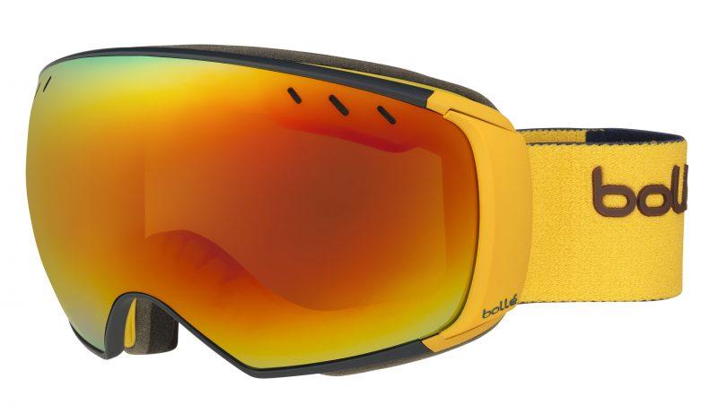 Bolle Virtouse Matte Navy   Mustard Sunrise + Lemon Gun - Ski Racing ... c2029079a6d