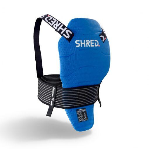 SHRED Flexi Back Protector Naked Mini