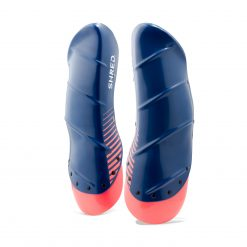 Shred Shin Guard Navy/Rust Large