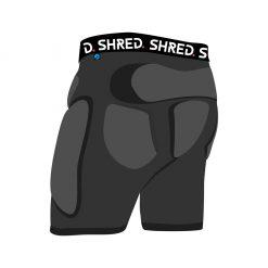 SHRED Protective Shorts