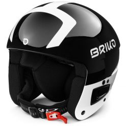 Briko Vulcano FIS 6.8 Jr Shiny Black White
