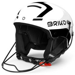 Briko Slalom Shiny White Black