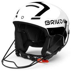 Briko Slalom Shiny White Black