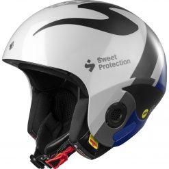 Ski Racing Helmets & Chinguards