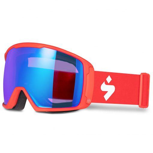 Sweet Protection Clockwork Max Kristoffersen Team Edition Goggle - RIG Sapphire