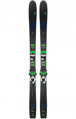 Piste & Freeride Skis